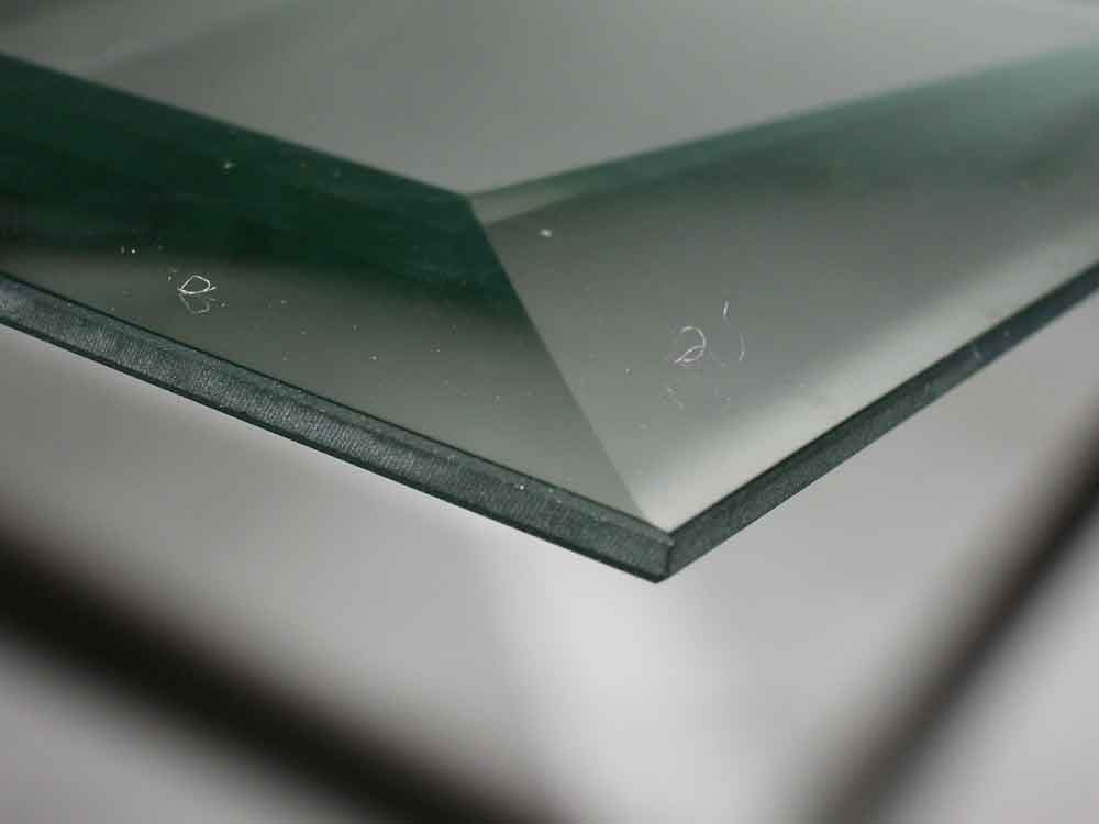 Auckland Glass Company Bevelled Tabletops Auckland